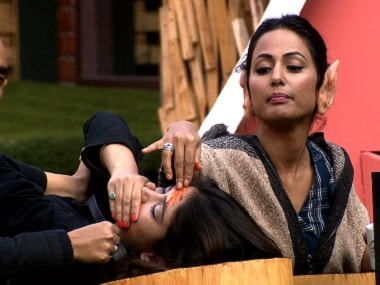Bigg Boss 11, Episode 58, 28 November 2017 update; Or, the perils of archiving pop culture