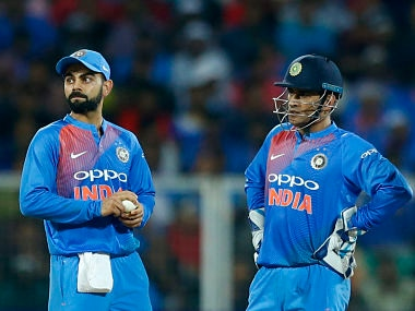 Virat Kohli explains MS Dhoni's exclusion from T20I squads, says former captain felt Rishabh Pant should get more chances