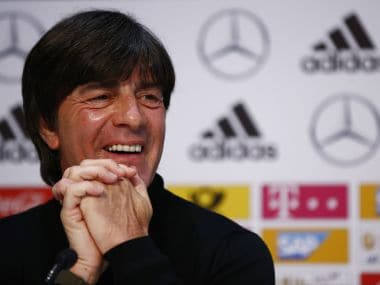 File image of Germany's coach Joachim Loew. Reuters