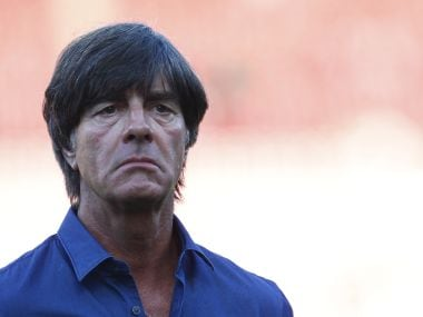File image of Germany coach Joachim Low. Reuters