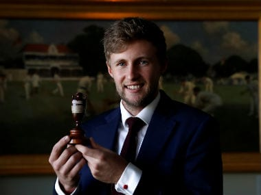 The Gabba showdown will be Joe Root's first Ashes Test as England captain. Reuters