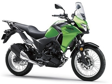 Kawasaki has launched the Versys-X300 adventure tourer in India and priced it at Rs 4.60 lakh