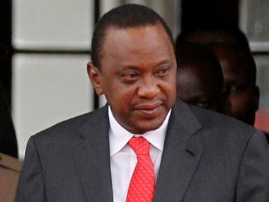 File image of Uhuru Kenyatta. Reuters