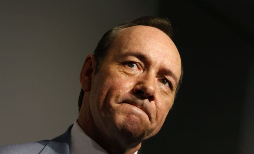 Kevin Spacey accused of inappropriate conduct by 20 men at Londons Old Vic theatre
