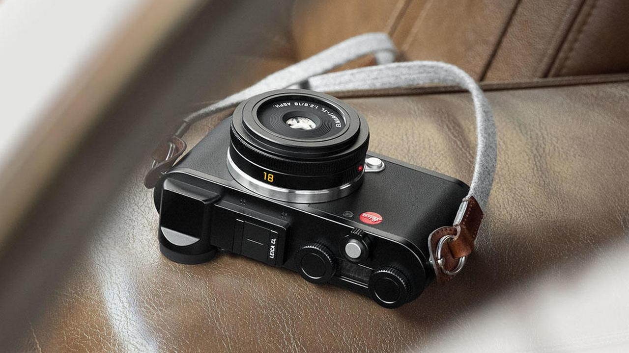 The Leica CL