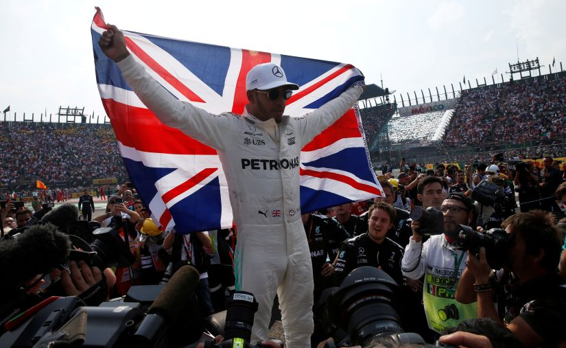Formula 1 2017 season review: From Lewis Hamiltons 4th world championship to Mercedes-Ferrari battle