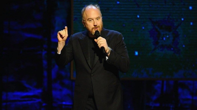 Louis CK. Image courtesy: Facebook