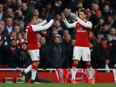 Premier League: Arsenals impressive win over Tottenham Hotspur assuages concerns around the team