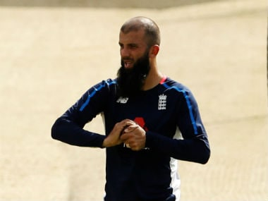 File image of England all-rounder Moeen Ali. Reuters