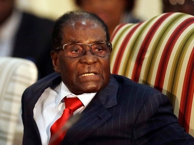 Zimbabwes Robert Mugabe cried when he agreed to step down, lamented betrayal by lieutenants, says report