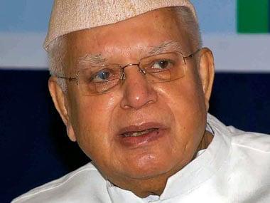 File image of ND Tiwari. Reuters
