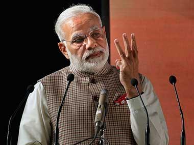 File image of Prime Minister Narendra Modi. AP