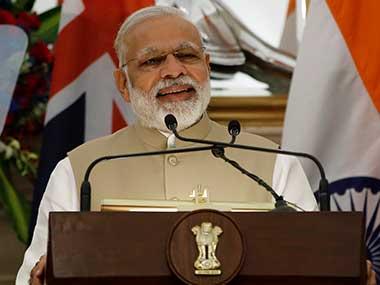 File image of Prime Minister Narendra Modi. Reuters.