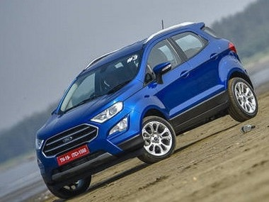 New Ford EcoSport. Image courtesy - Overdrive.