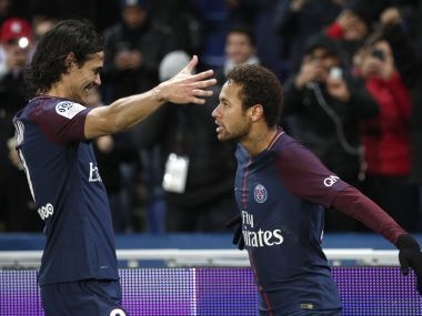 Ligue 1: Neymar helps PSG defeat Troyes; Marseille cruise to victory against Metz