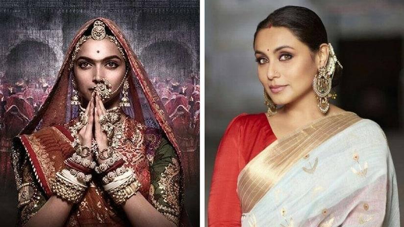 Padmavati controversy: Rani Mukerji says we need to be more loving as a society