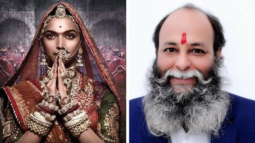 Padmavati controversy: BJP leader Suraj Pal Amu, who announced 10-crore bounty on films team, steps down as party media coordinator