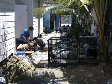 Papua New Guinea relocates asylum seekers from Manus Island: Camp underlined Australias harsh refugee policy