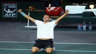 Paris Masters Filip Krajinovic Hails Novak Djokovic S Support After Bizarre Wrist Surgery As Invaluable Sports News Firstpost