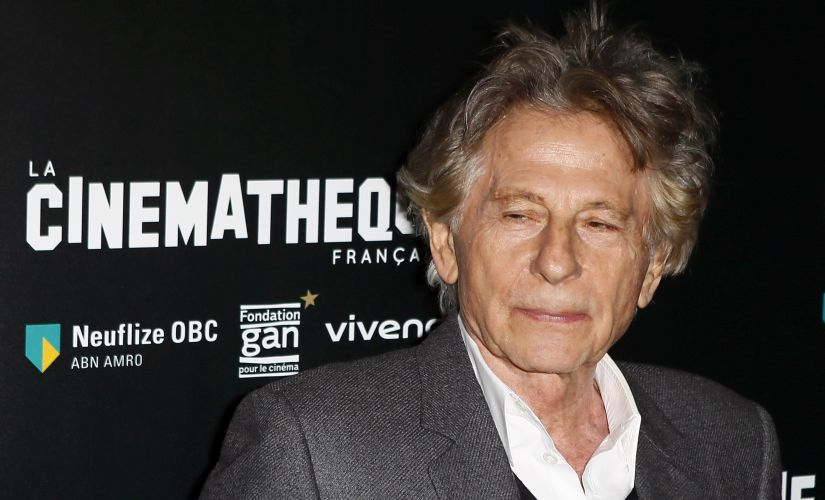 Roman Polanski. Image from AP.
