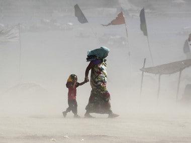 Nine killed, six injured in thunderstorms in Uttar Pradesh; rescue operations underway