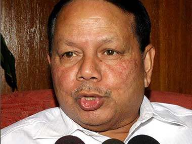 File image of veteran Congress leader Priya Ranjan Dasmunsi. Reuters