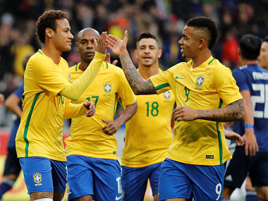 International friendlies: Neymar scores penalty, misses another as Brazil beat Japan