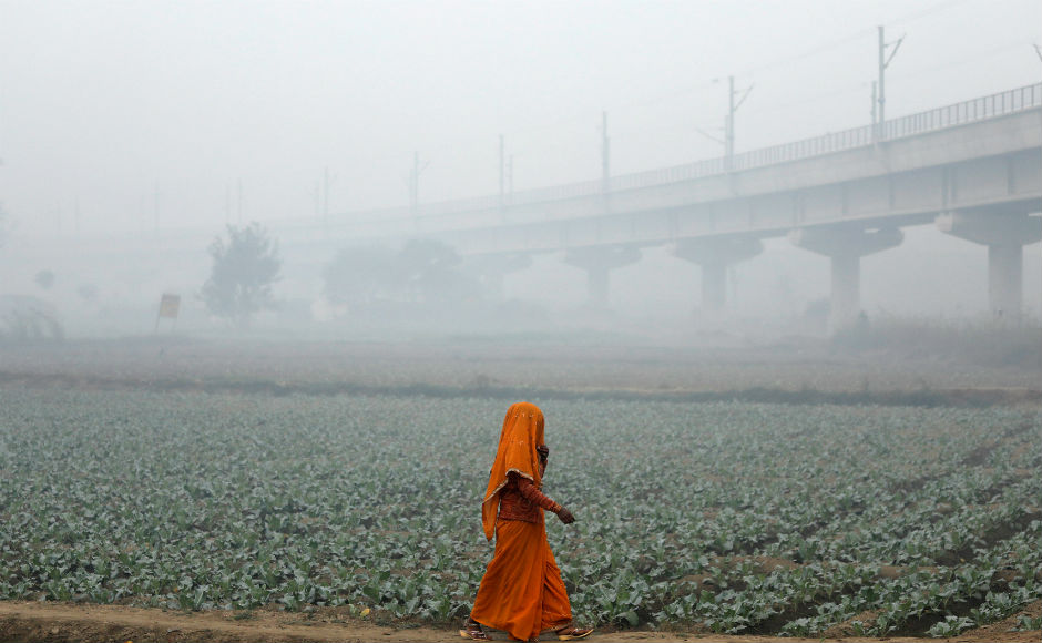 Air quality in the National Capital Region saw a marginal improvement from
