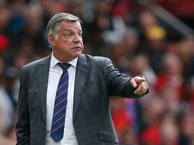 File image of Sam Allardyce. Reuters
