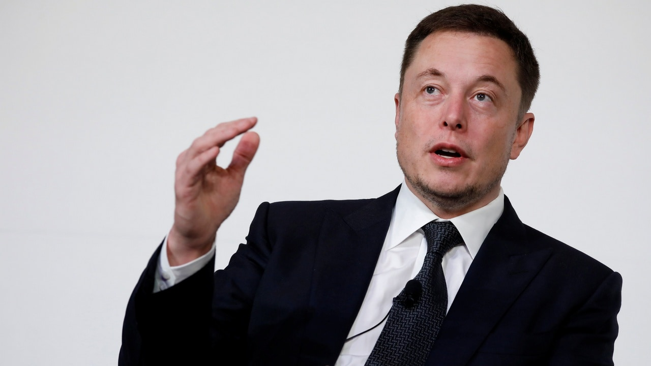 Elon Musk, founder, CEO and lead designer at SpaceX and Founder of the Boring Company. Reuters