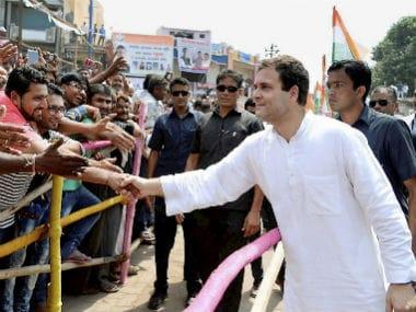 Rahul Gandhi in Surat as it happened: Fight between Gujarat's truths and BJP's lies, says Congress VP