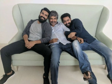 SS Rajamouli announces next film starring Telugu superstars Ram Charan, Jr NTR; film may get wrapped up by 2018