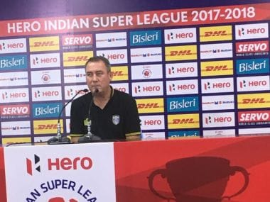 ISL 2017-18: Kerala Blasters coach Rene Meulensteen expects team to play one-touch attacking football against ATK