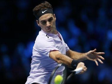 ATP Finals: Roger Federer eyes seventh straight win over David Goffin in semis; Grigor Dimitov faces Jack Sock