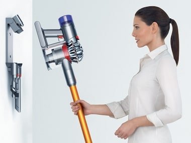 Dyson is all set to launch three of its products in India next year. Image: Dyson