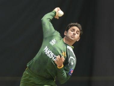 File image of Pakistan's Saeed Ajmal. Reuters