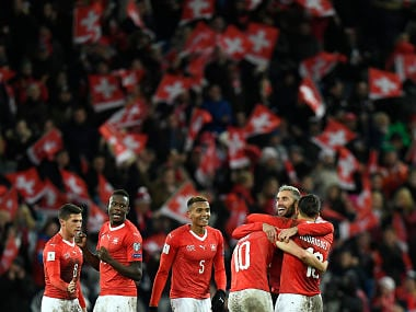 FIFA World Cup 2018 qualifiers: Switzerland reach 4th straight finals after goalless draw against Northern Ireland