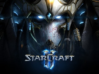 StarCraft II poster. Image: Blizzard