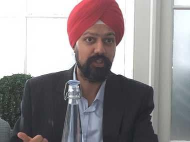 File image of Labour Party leader Tanmanjeet Singh Dhesi. Twitter @TanDhesi