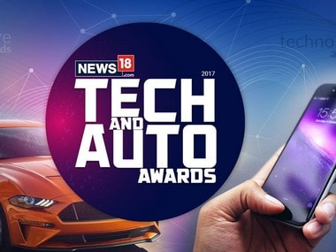 News18 concludes its 2017 edition of the Tech & Auto Awards; Samsung Galaxy S8, Paytm, Audi A5 among the winners