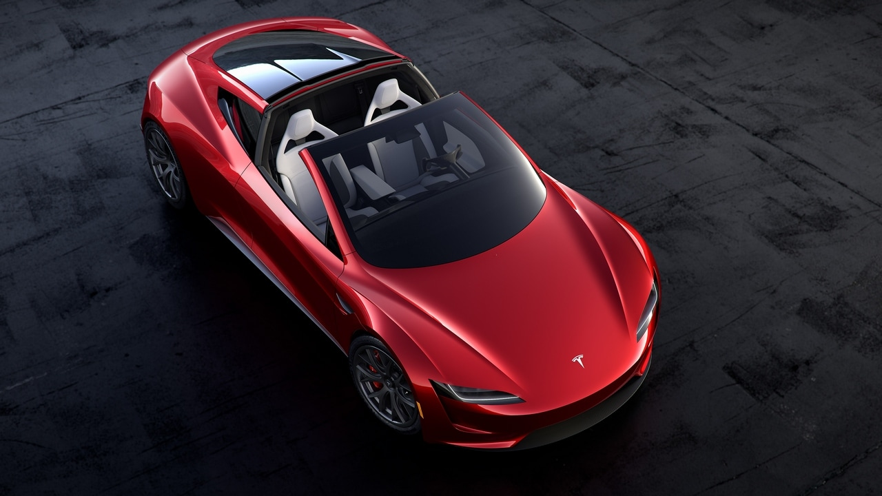 """Driving a gasoline sports car is going to feel like a steam engine with a side of quiche."" said Elon Musk. That pretty much says it all about the Roadster."