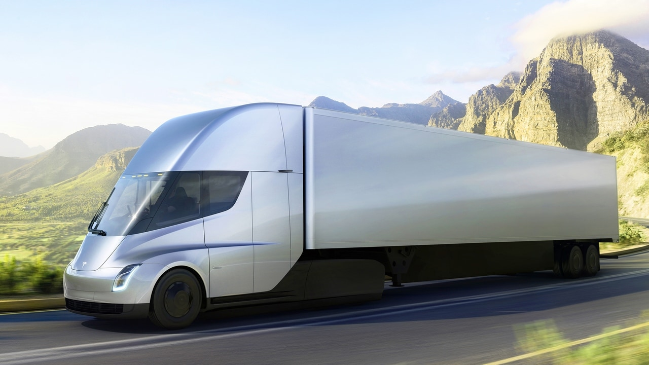 Without a trailer, the Tesla Semi achieves approximately 0-60 mph in five seconds, compared to 15 seconds in a conventional diesel truck.