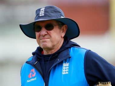 File image of England coach Trevor Bayliss. Reuters
