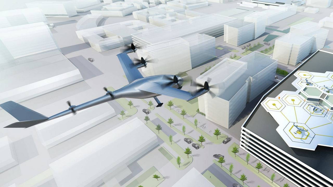 Uber Elevate: Melbourne to be first international test site for UberAIR flying taxi service