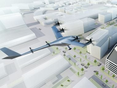 Uber has started a contest to select an international city to allow it to begin the UberAIR flying taxi demo in 2020