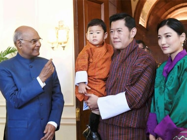 Narendra Modi, Ram Nath Kovind meet Bhutan king Jigme Wangchuck, appreciate support in resolving Doka La issue