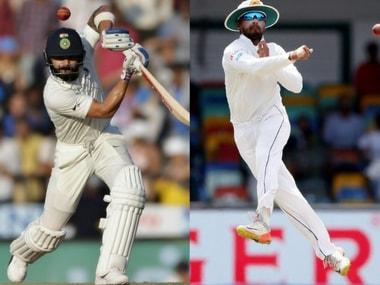Highlights, India vs Sri Lanka, 2nd Test Day 3 at Nagpur: Visitors cornered at stumps after Kohli, Rohit show