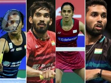 Highlights, National Badminton Championships, result: Kidambi Srikanth, PV Sindhu and Saina Nehwal enter semis
