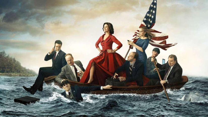 A promo for Veep. HBO