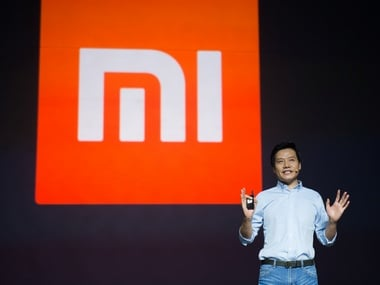 Lei Jun, founder and CEO of China's mobile company Xiaomi. Image: Reuters